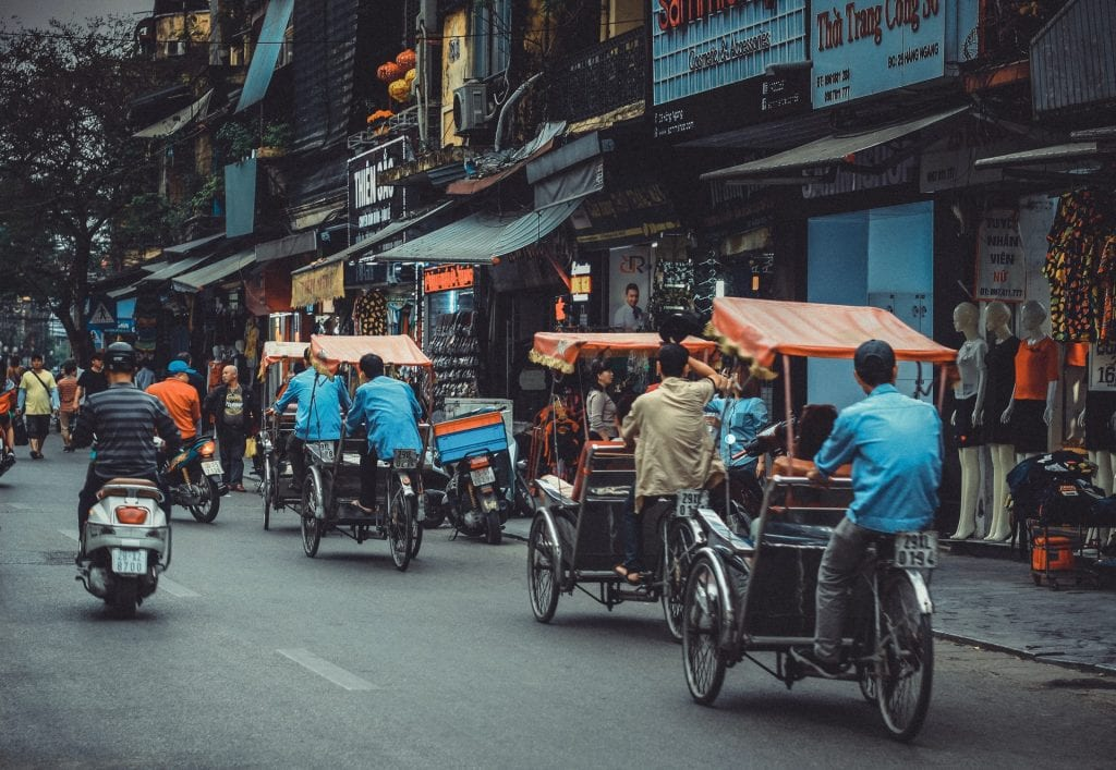 Vietnam Holiday Transfers
