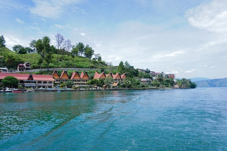 Lake Toba North Sumatra