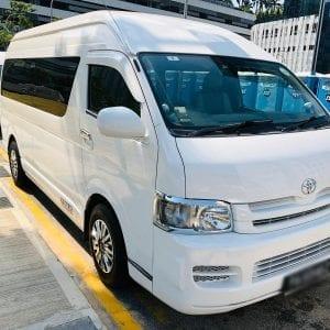 13 Seaters Minibus 2