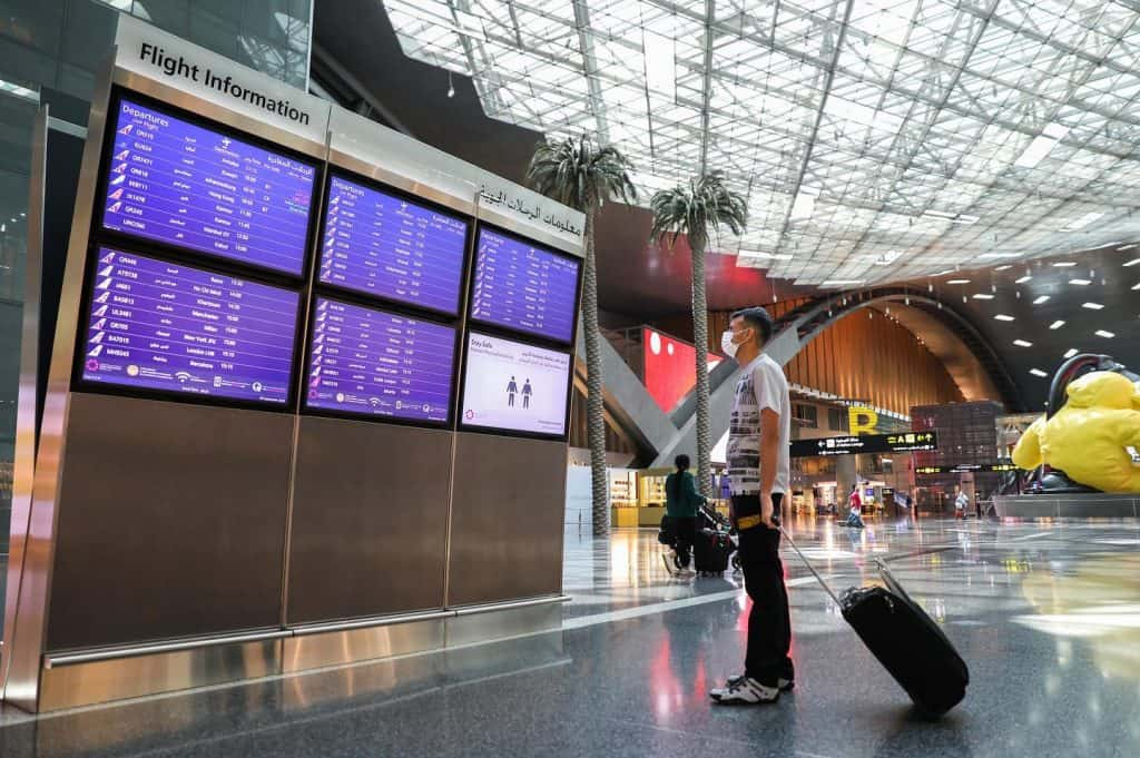 Doha Hamad Airport Transfer