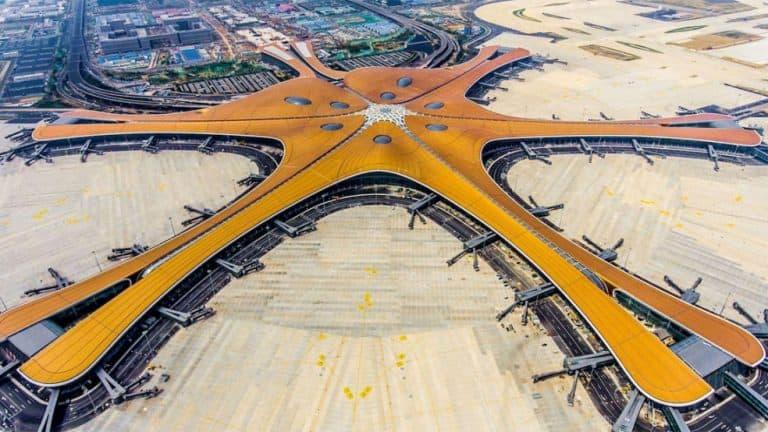 Beijing Daxing International Airport