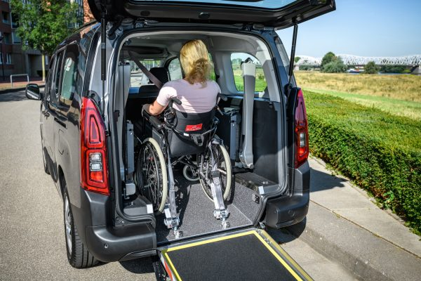Wheelchair Minivan